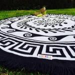 Ellada Round Towel