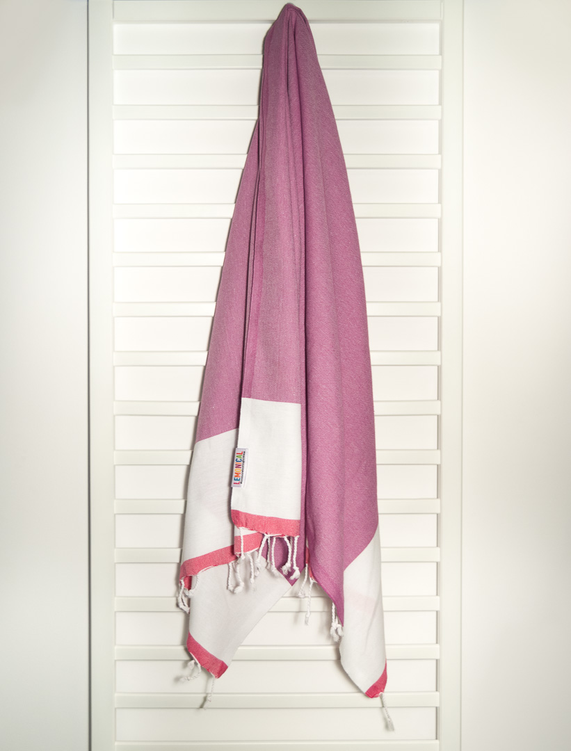 Blackberry Lemonical Beach Towel