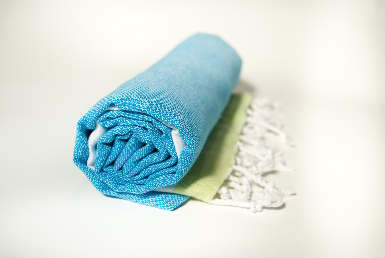 Blueberry Lemonical Beach Towel