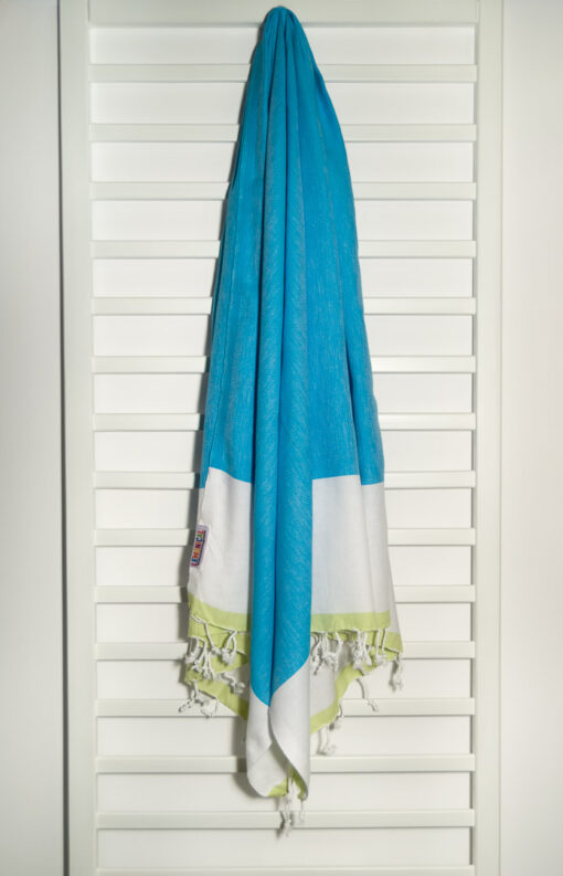 Blueberry Lemonical Beach Towel