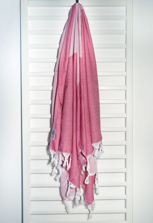 PINK STAR Lemonical Beach Towel