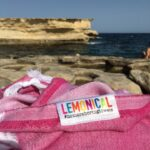 Lemonical Beach Towel - Malta