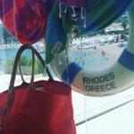 Lemonical beach towel and bag - Greece