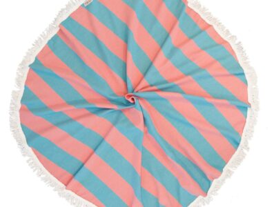 кръгла кърпа BUBBLE GUM BEACH ROUNDIE