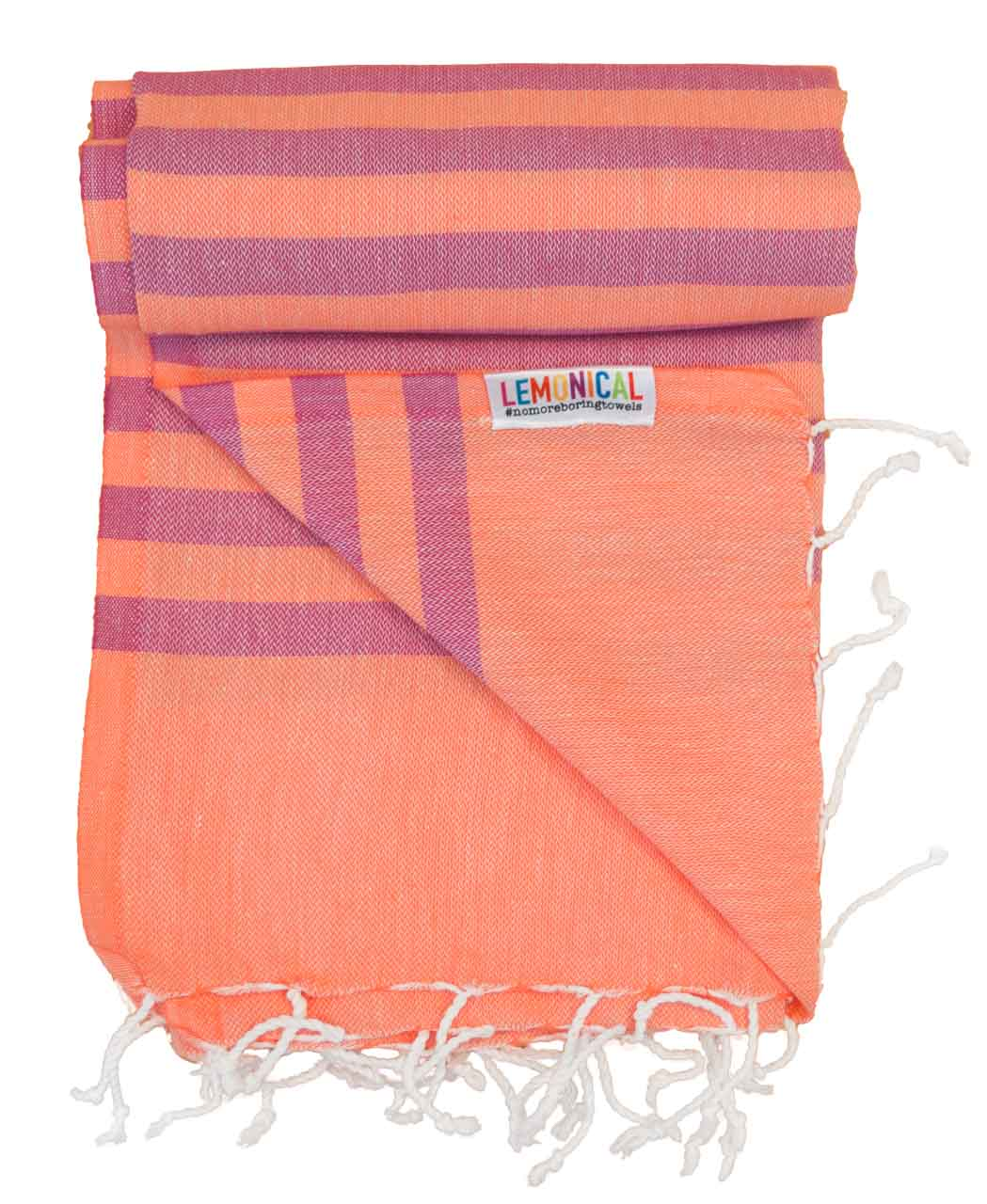 SUNSET MOJITO BEACH TOWEL LEMONICAL