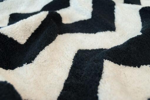 ZEBRA SPA & BATH TOWEL
