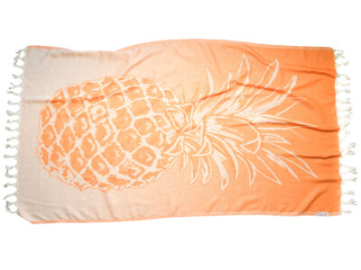 ORANGE PINA Towel