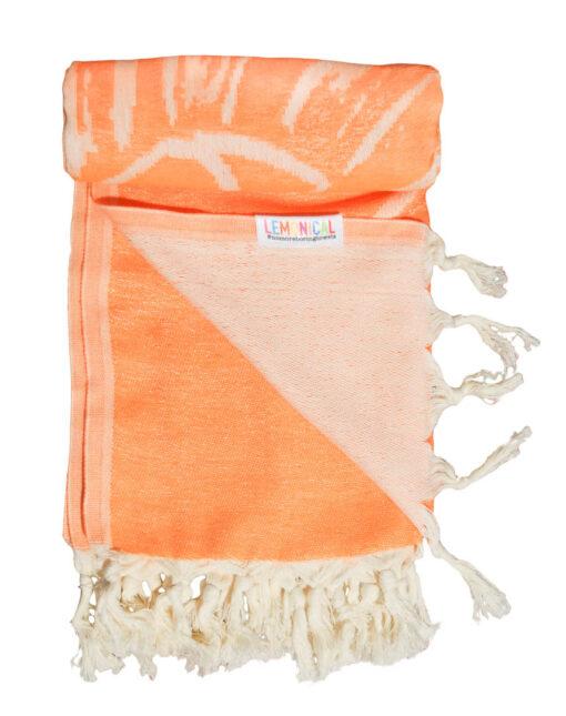 ORANGE PINA Towel