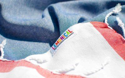 Мъжка кърпа за плаж
