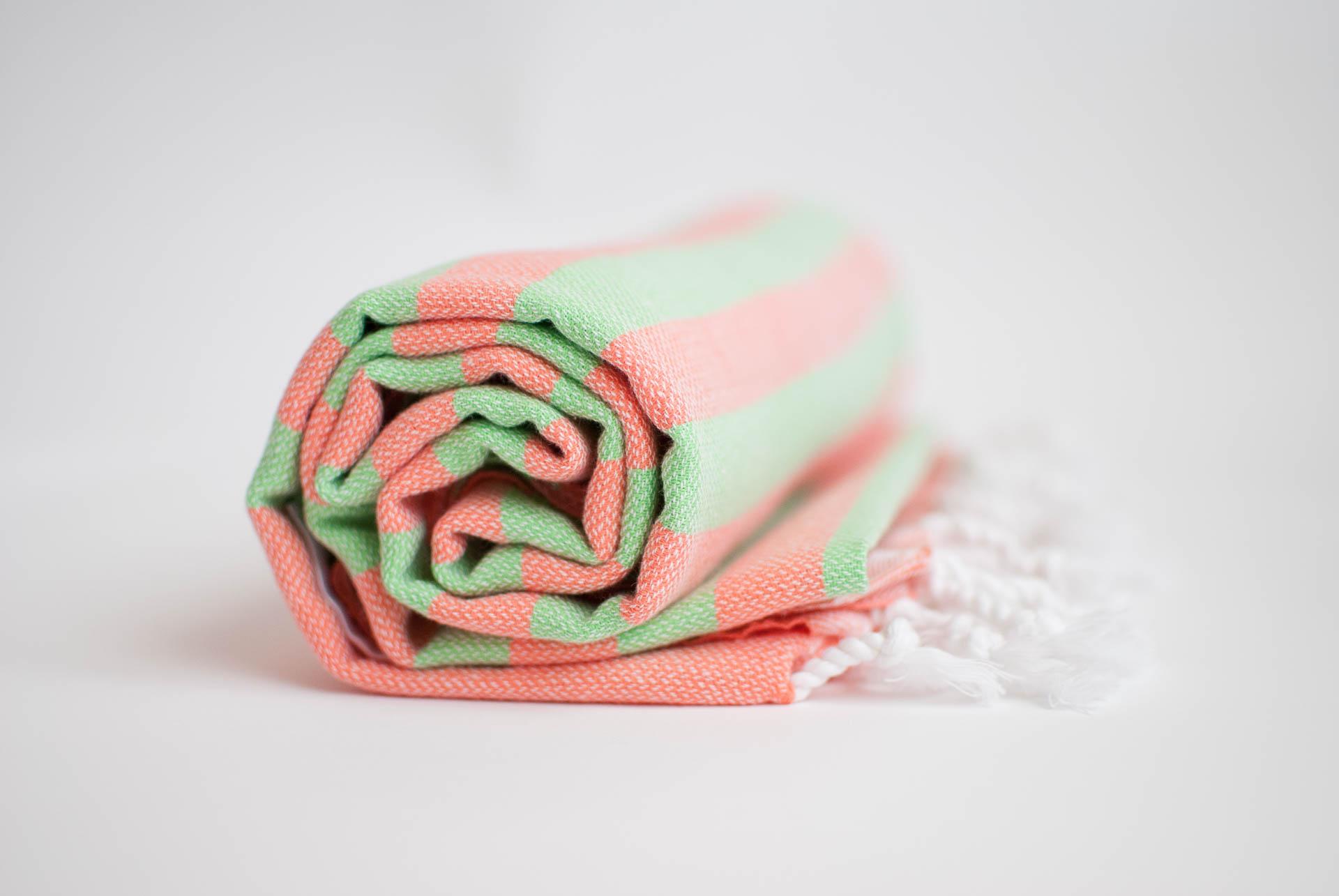 CARIBBEAN Towel / Lemonical