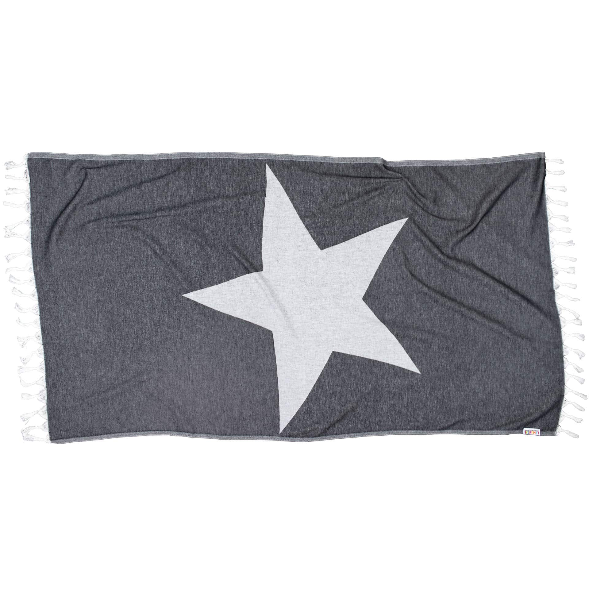 BLACK-STARFISH-Towel-Lemonical-1