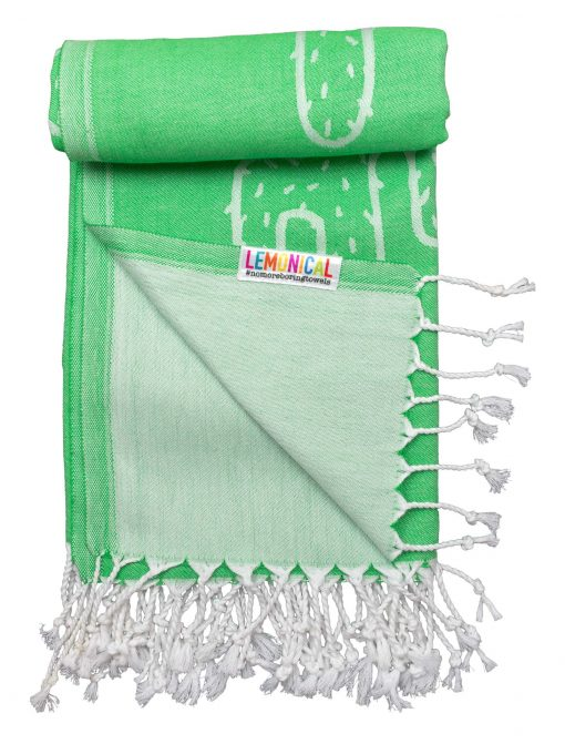 GREEN-CACTUS-Towel-Lemonical-4