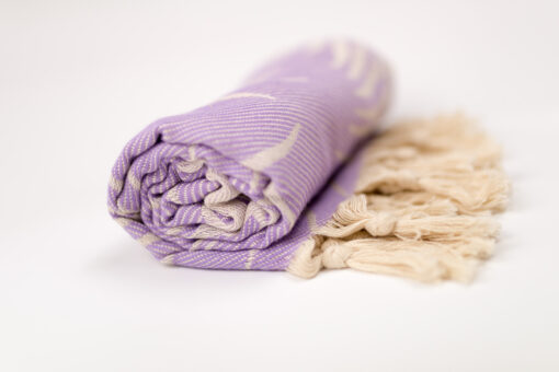 LILAC FEATHER-Towel-Lemonical-5