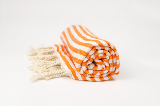 NAUTIC-ORANGE-Towel-Lemonical-4