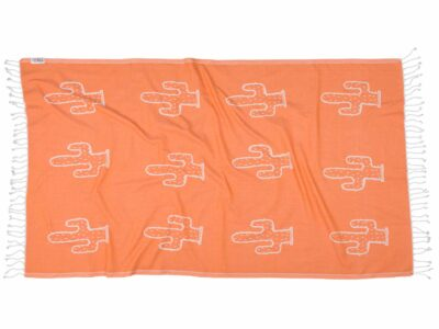 ORANGE-CACTUS-Towel-Lemonical-1