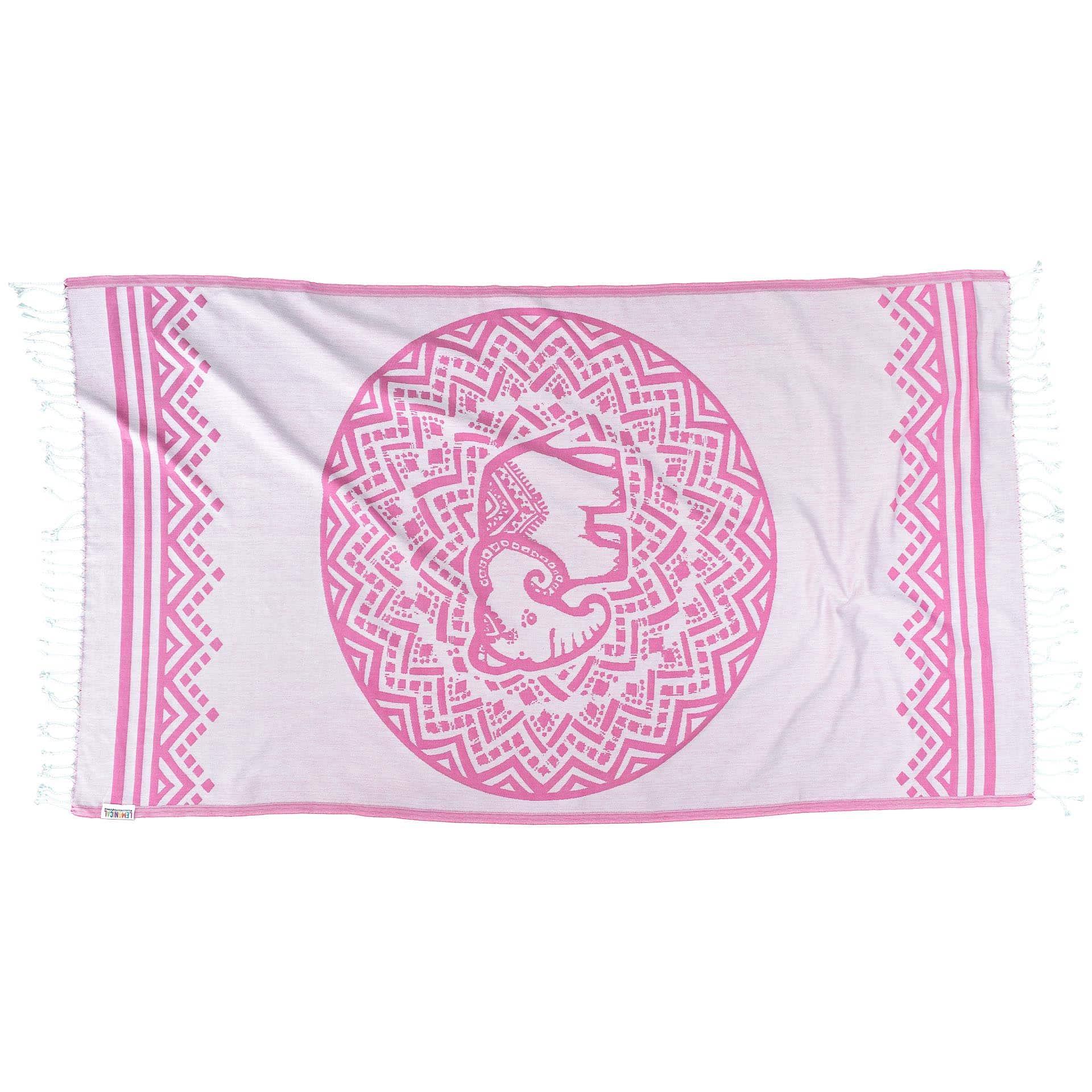 PINK ELEPHANT-Towel-Lemonical-2