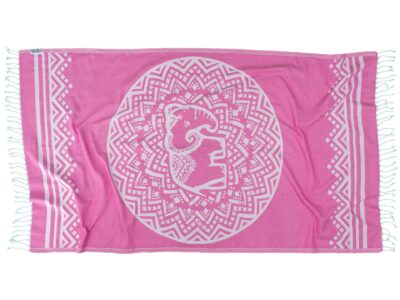 PINK ELEPHANT-Towel-Lemonical-1