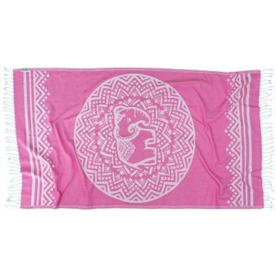 PINK ELEPHANT-Towel-Lemonical-1