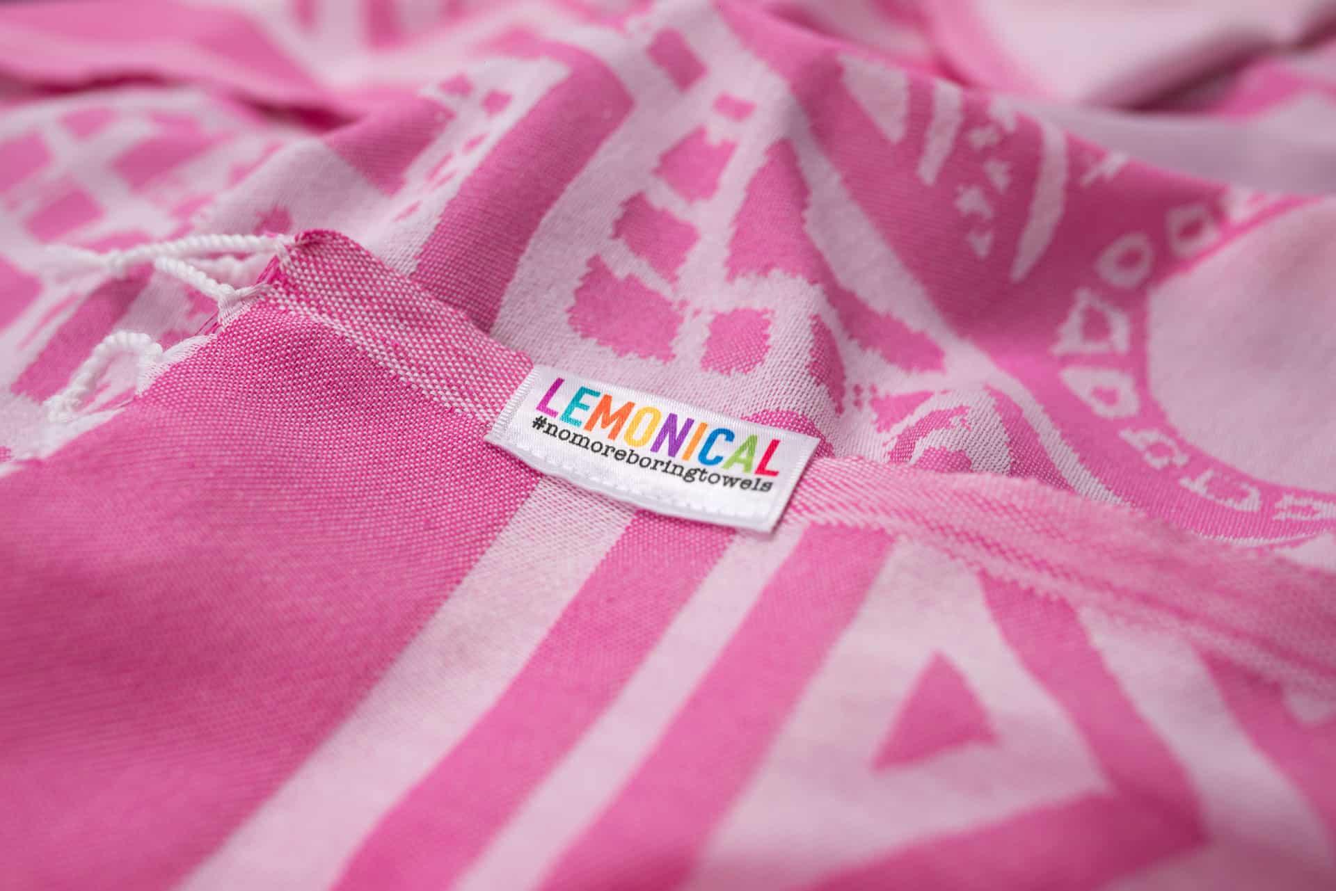 PINK ELEPHANT-Towel-Lemonical-3