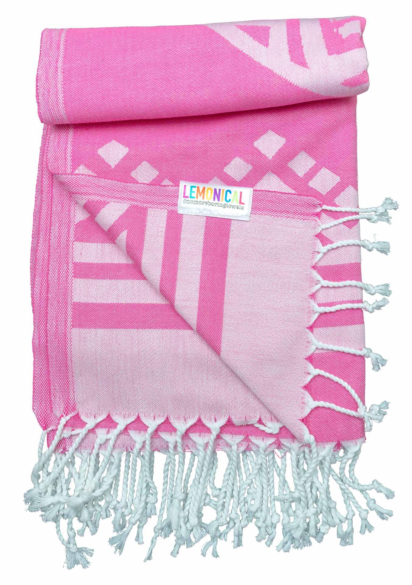 PINK ELEPHANT-Towel-Lemonical-4