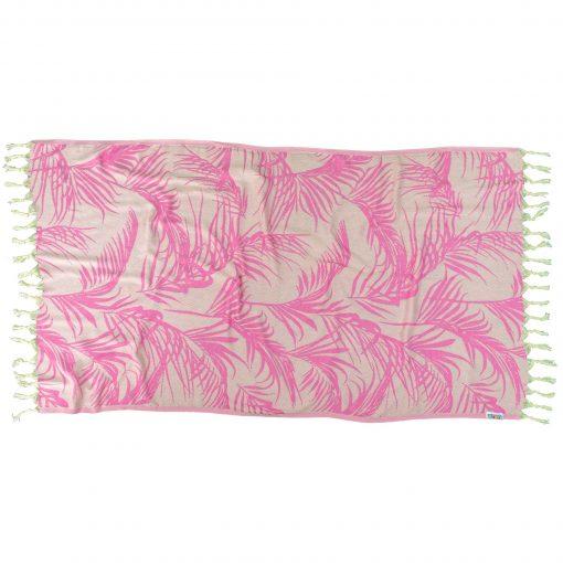 PINK FEATHER-Towel-Lemonical-2