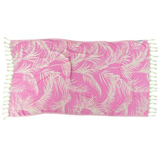 PINK FEATHER-Towel-Lemonical-1