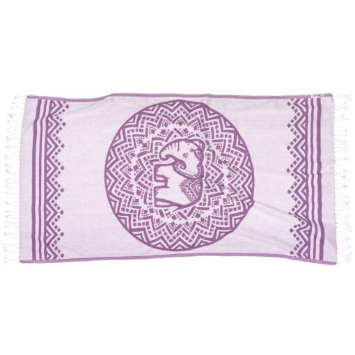 PURPLE-ELEPHANT-Towel-Lemonical-2