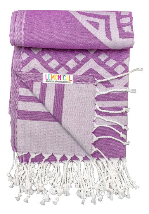 PURPLE-ELEPHANT-Towel-Lemonical-4