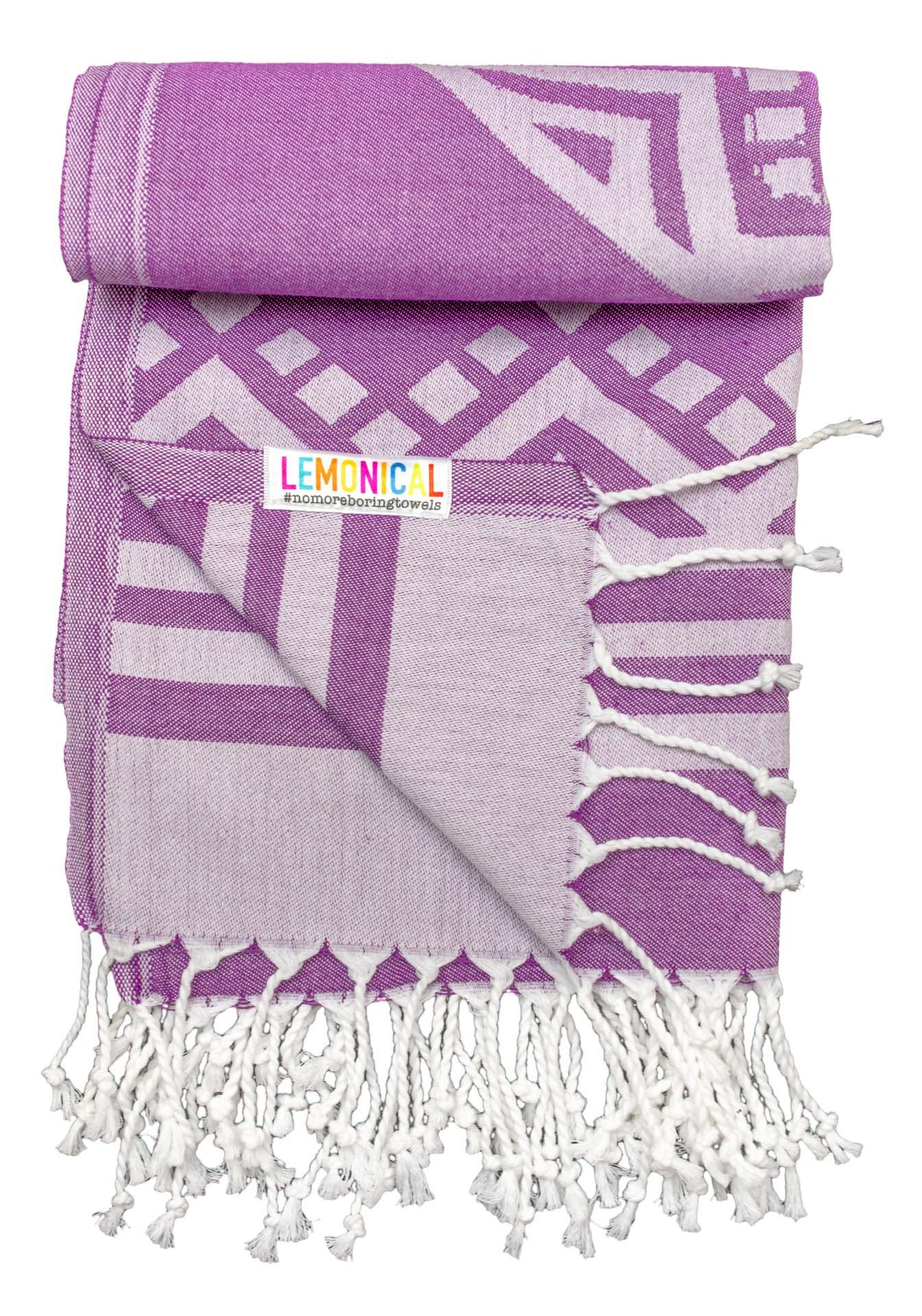 PURPLE-ELEPHANT-Towel-Lemonical-4