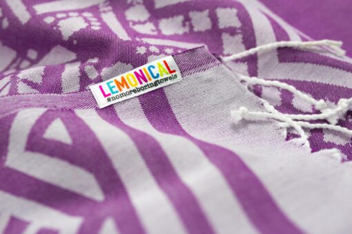 PURPLE-ELEPHANT-Towel-Lemonical-3