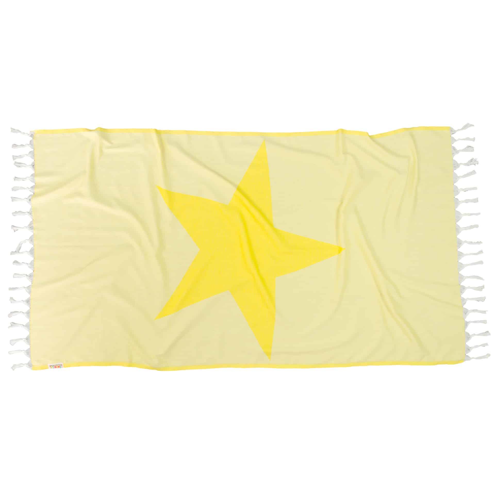 YELLOW-STARFISH-Towel-Lemonical-2