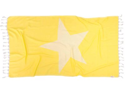 YELLOW-STARFISH-Towel-Lemonical-1