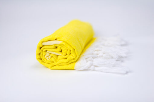 YELLOW-STARFISH-Towel-Lemonical-5