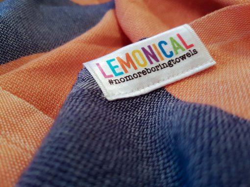 Lemonical Towel - Foxfire