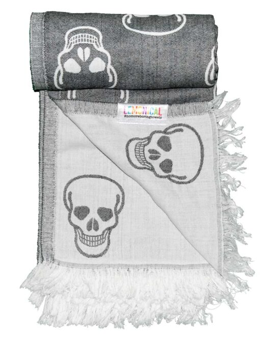 BLACK PIRATE Towel Lemonical-4