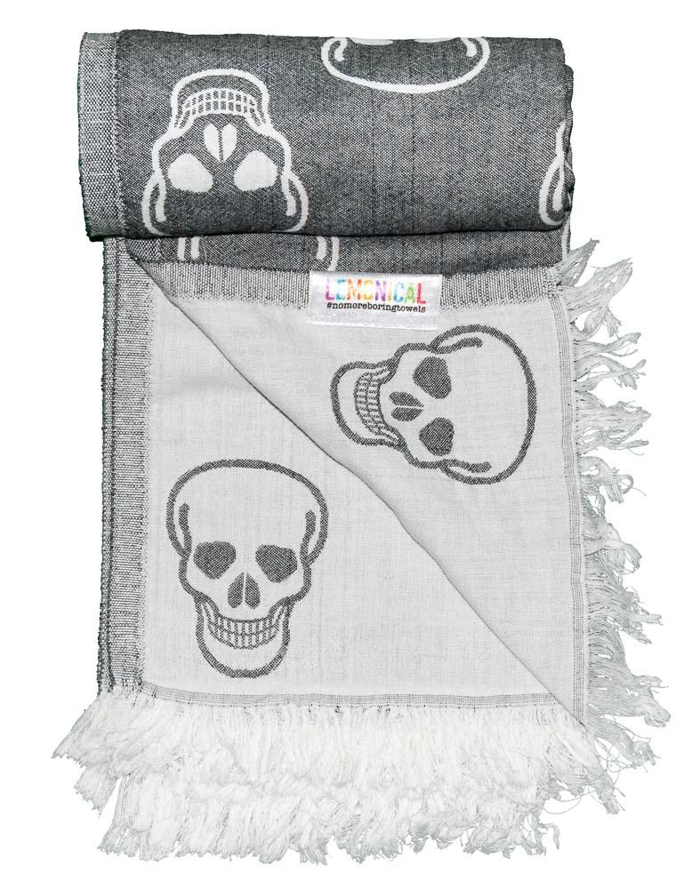 BLACK PIRATE Towel Lemonical-4
