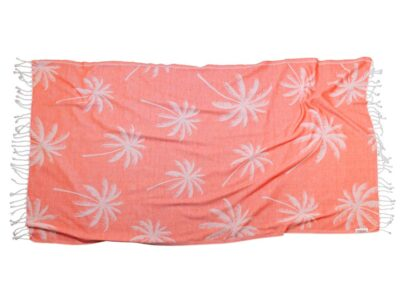 CORAL PALMS Towel Lemonical-1