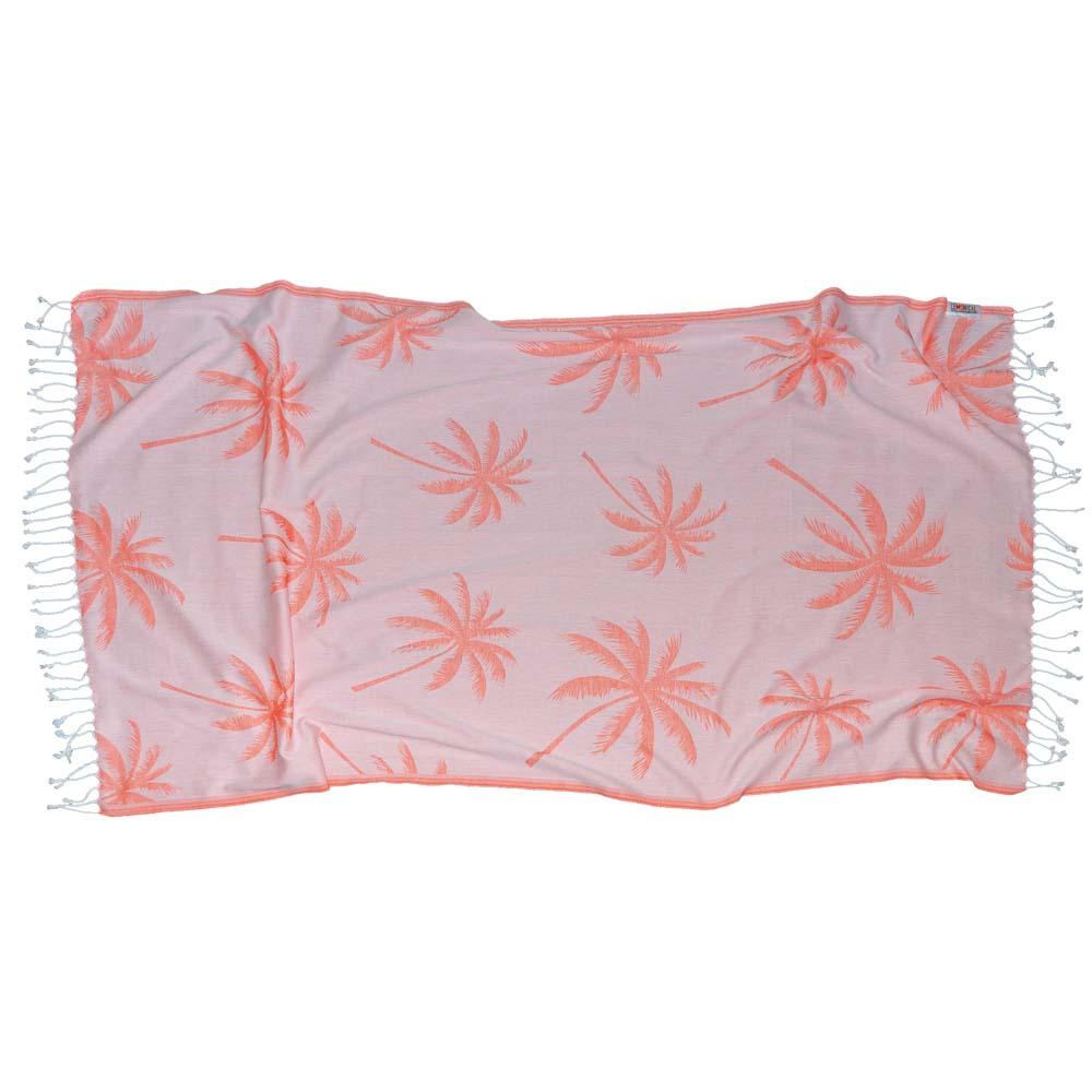 CORAL PALMS Towel Lemonical-2