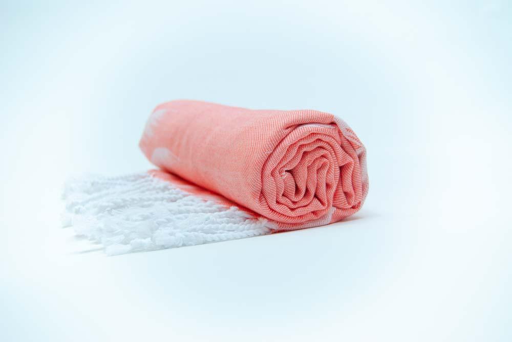 CORAL PALMS Towel Lemonical-5
