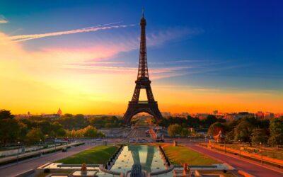 Влюбена в Париж…