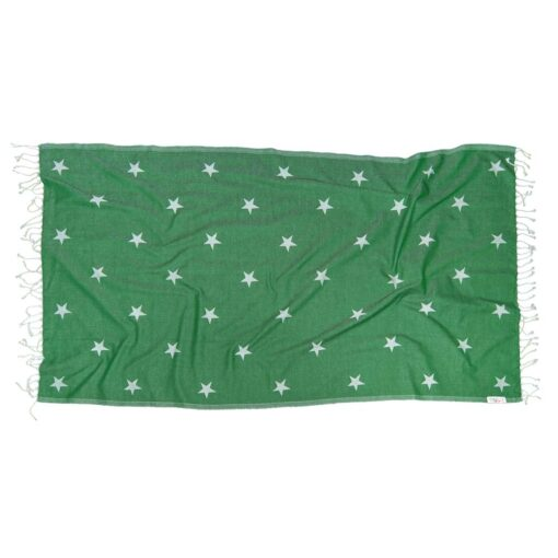 GREEN GALAXY Towel Lemonical-1