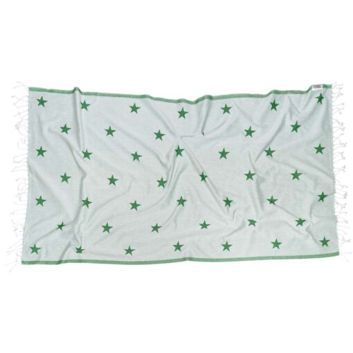 GREEN GALAXY Towel Lemonical-2