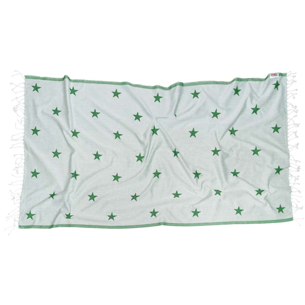 GREEN GALAXY Towel Lemonical-2