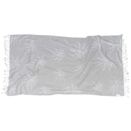 GREY PALMS Towel Lemonical-1