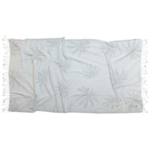 GREY PALMS Towel Lemonical-2