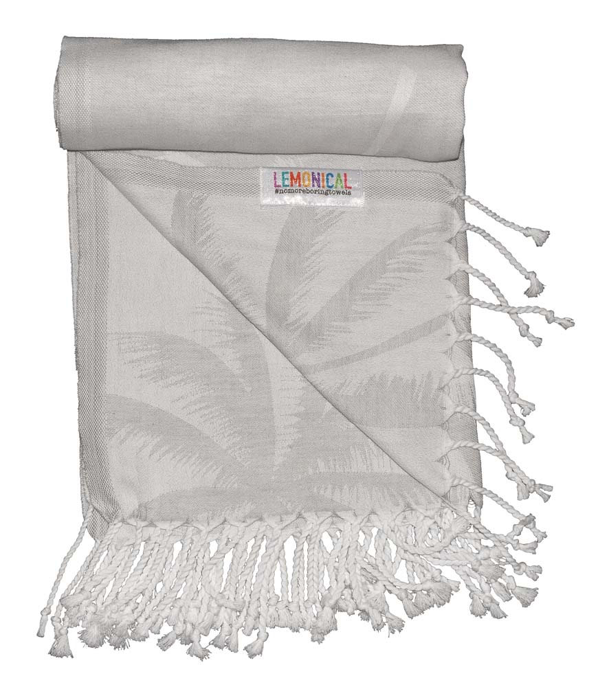GREY PALMS Towel Lemonical-4