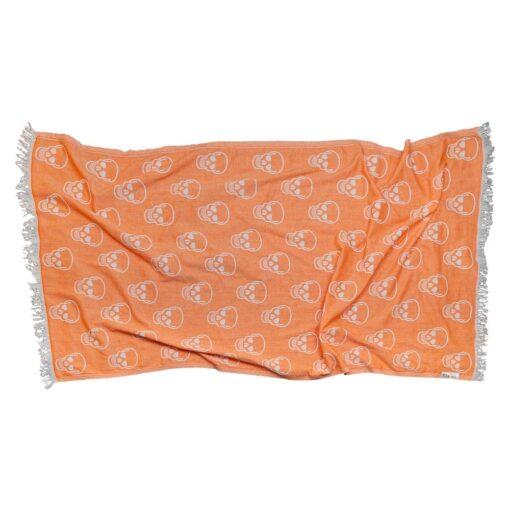 ORNAGE PIRATE Towel Lemonical-1