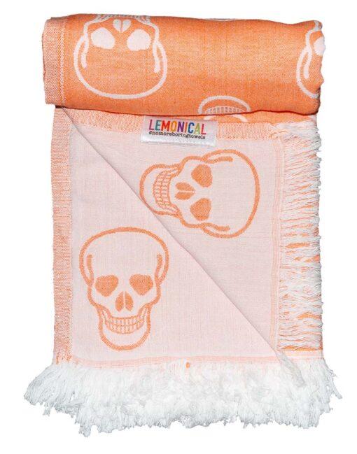 ORNAGE PIRATE Towel Lemonical-4