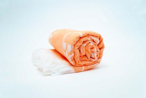 ORNAGE PIRATE Towel Lemonical-5