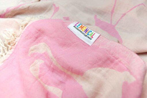 PINK FLAMINGO Towel Lemonical-3